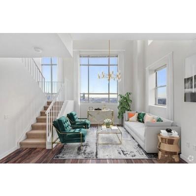 1 bhk apartment in jersey city