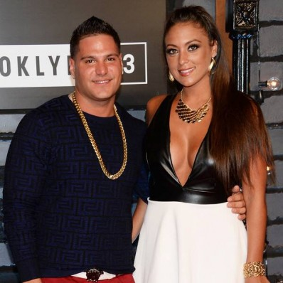 are ronnie and sammi from jersey shore still together