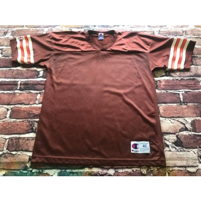 blank cleveland browns jersey