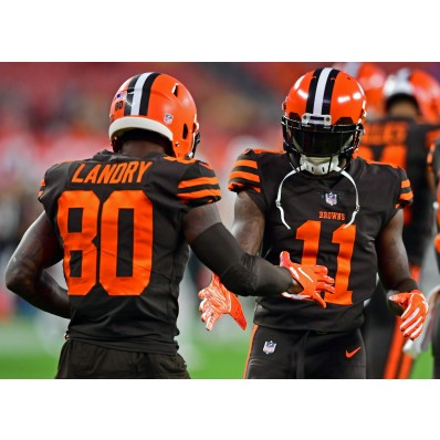 browns home jersey color