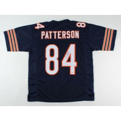 cordarrelle patterson signed jersey