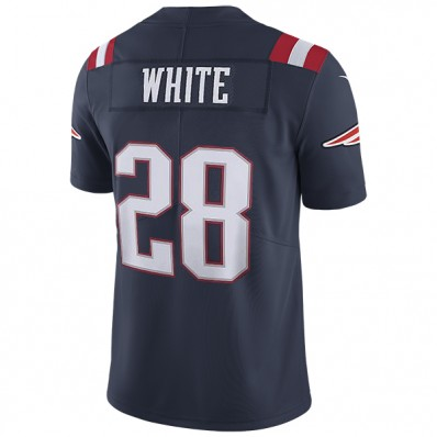 james white color rush jersey