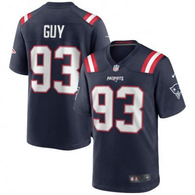 lawrence guy patriots jersey