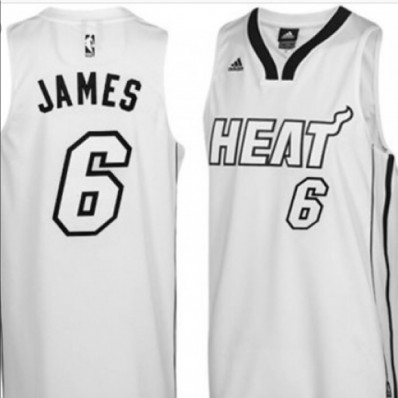 lebron james white out jersey
