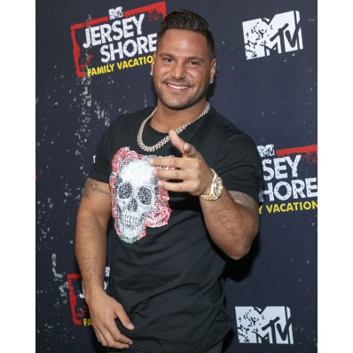 ronnie off jersey shore