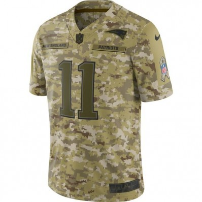 salute to service patriots jersey