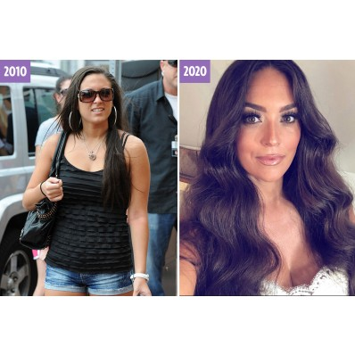 samantha from jersey shore