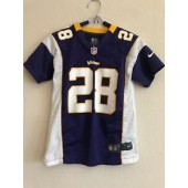 adrian peterson youth jersey