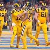 rams color rush jersey 2016